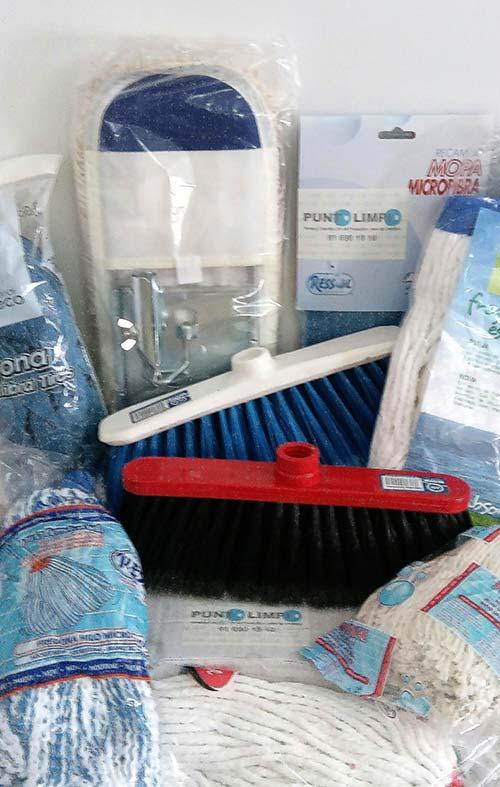 productos de limpieza industrial