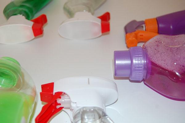 Venta de productos de limpieza en Fuenlabrada