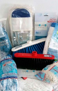 productos de limpieza por mayor cepillo